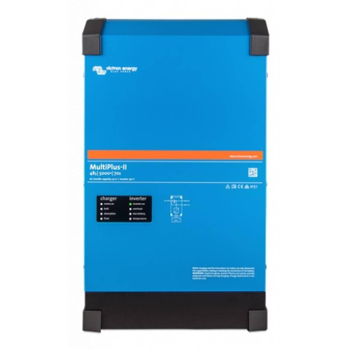 VICTRON Multiplus-II 48/8000/110-100 kombi inverter og lader