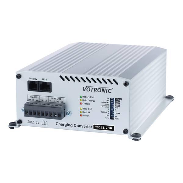 Bilde av VOTRONIC VCC1212-90 DC-DC Batterilader 12>12V 90A