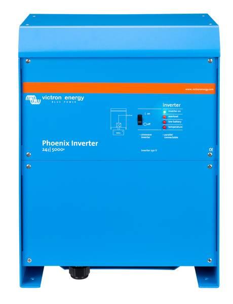 Bilde av VICTRON Phoenix Inverter 24V 5000VA Ren Sinus