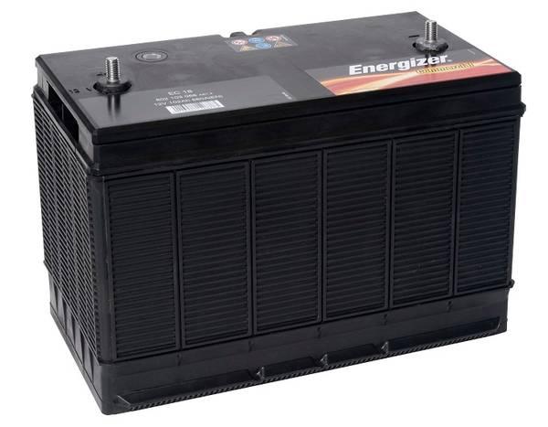 Bilde av EC37 ENERGIZER Commercial Batteri 12V 105AH 800CCA (330x172x210/
