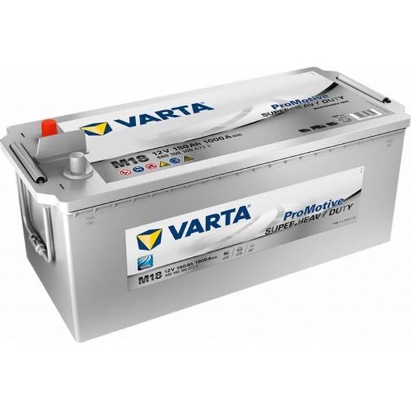 Bilde av  VARTA M18 Startbatteri PRO Motive SHD 12V 180AH 1000CCA (513x2
