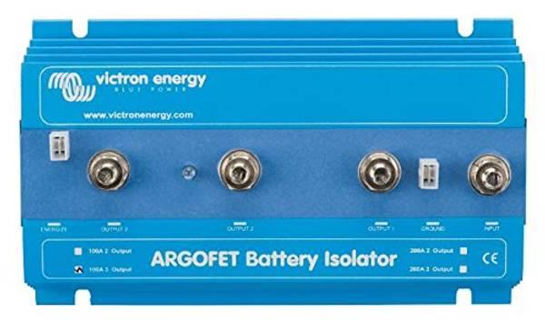 Bilde av VICTRON Argofet 100-3 Skillerele 100A til 3-batterier