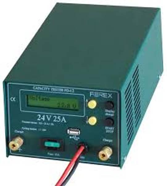 Bilde av FOREX Batteritester / Kapasitetstester Proff Elektronisk 24V, US
