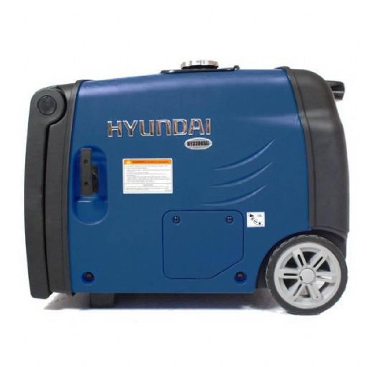 HYUNDAI HY3200SEi Inverter Aggregat 3200W - El.start