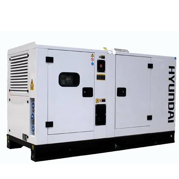 Bilde av HYUNDAI DHY45KSE Diesel strømaggregat 44kVA 3-fas