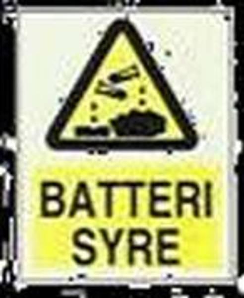 Bilde av Batterisyre 1,28 25ltr (32kg)