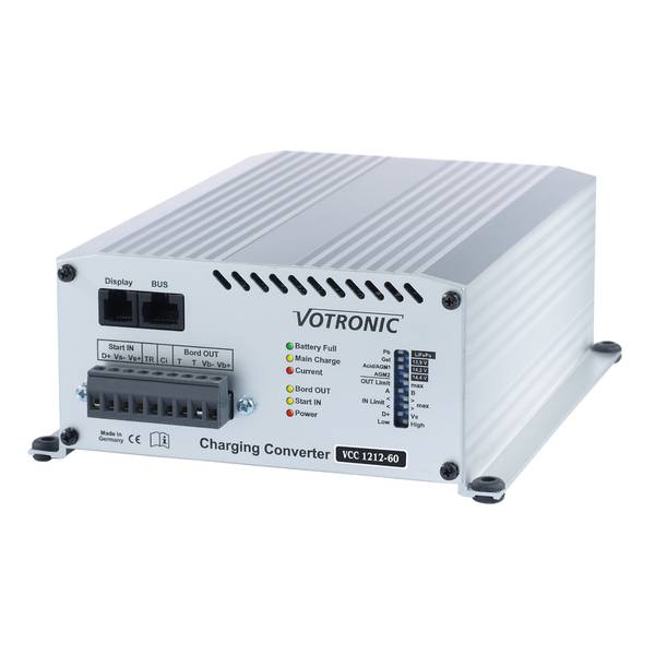 Bilde av VOTRONIC VCC1212-50 DC-DC Batterilader 12>12V 50A