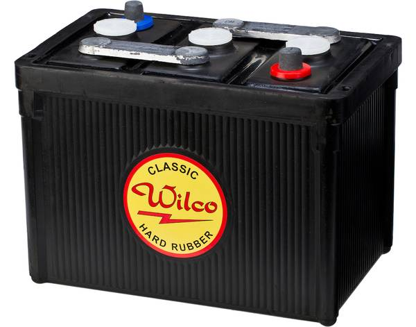 Bilde av Wilco HR Classic 6V 112AH 540CCA (282x172x220) +diagonalt