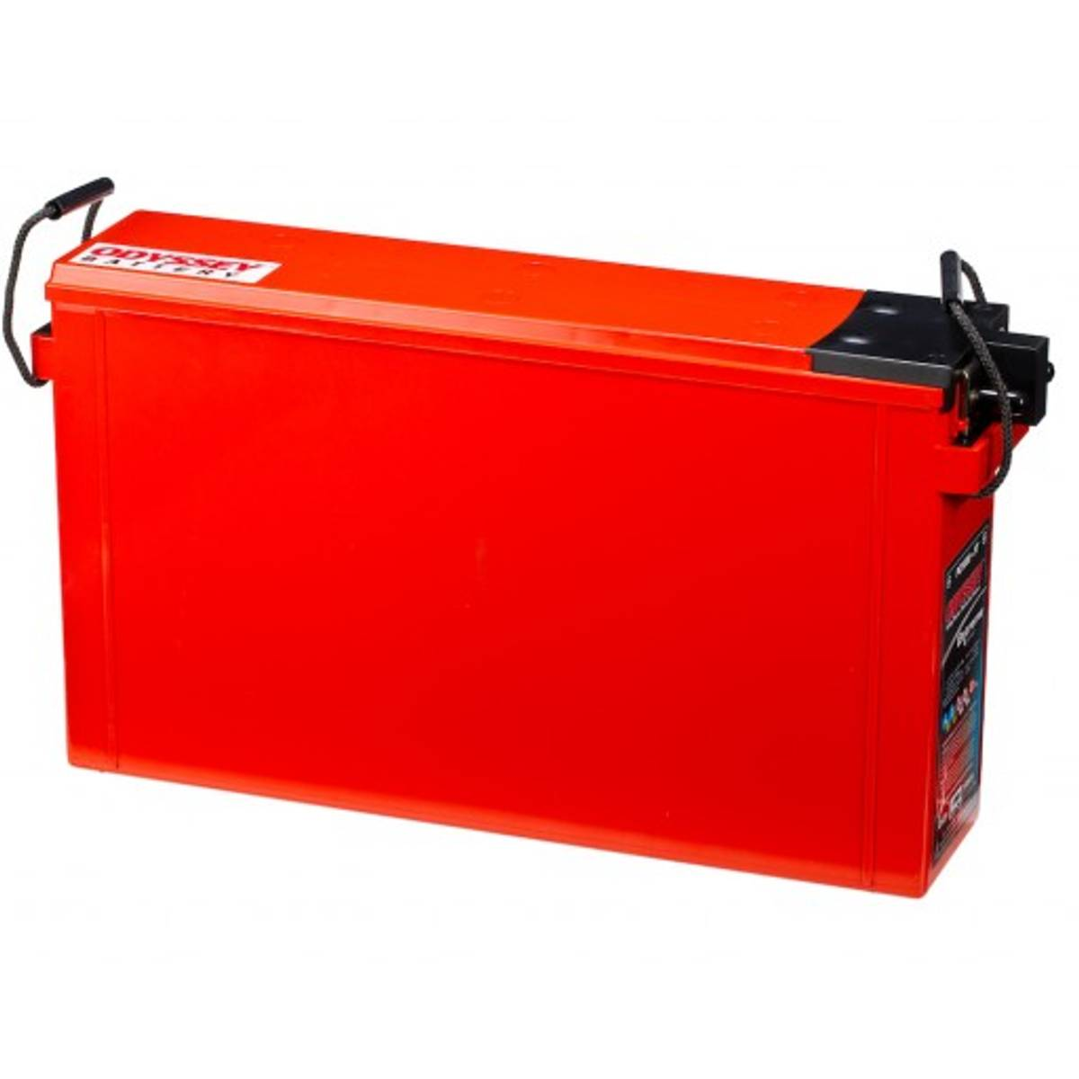 ODYSSEY PC1800-FT AGM Batteri 12V 214AH 1300CCA (581x125x316mm)