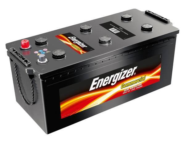 Bilde av EC30 ENERGIZER Commercial Batteri 12V 143AH 950CCA (514x218x210m