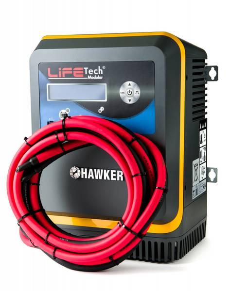 Bilde av HAWKER Lifetech Modular Batterilader 24V 1kW - 35A