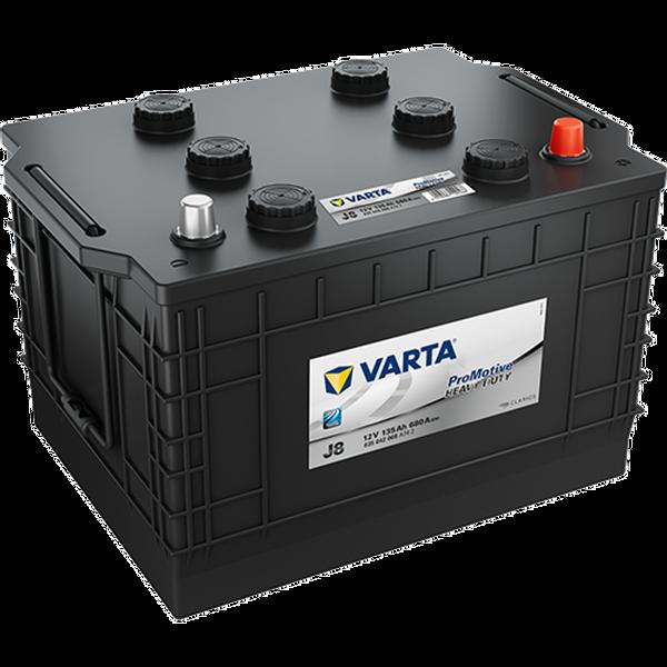 Bilde av  VARTA J8 Promotive Black Batteri 12V 135AH 680CCA (360x253x220