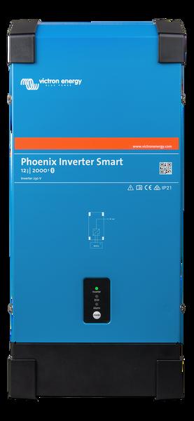 Bilde av VICTRON Phoenix Smart 48V 2000VA Ren sinus inverter