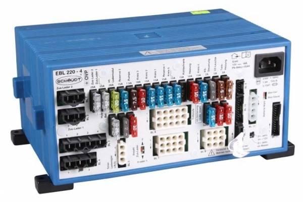Bilde av Schaudt EBL220-4 Strømsentral for bobiler