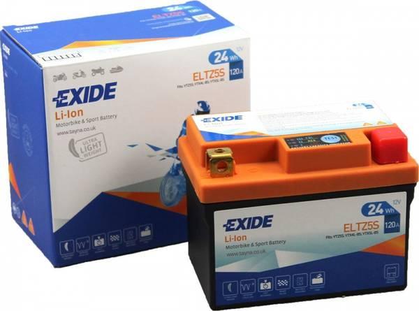 Bilde av 4301 EXIDE MC LI-ION ELTZ5S
