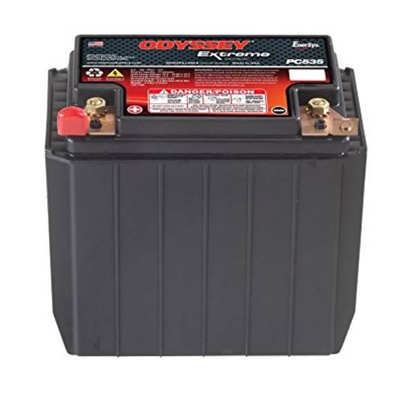 Bilde av PC535 ODYSSEY AGM Batteri 12V 14AH 230CCA (170x99x156mm) +venstr