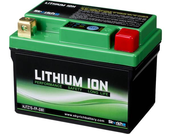 Bilde av Lithium ION MC Batteri 12V 150CCA - HJTZ7S-FP