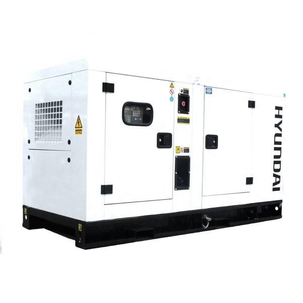 Bilde av HYUNDAI DHY65KSE Diesel Aggregat 65kVA 3-fas