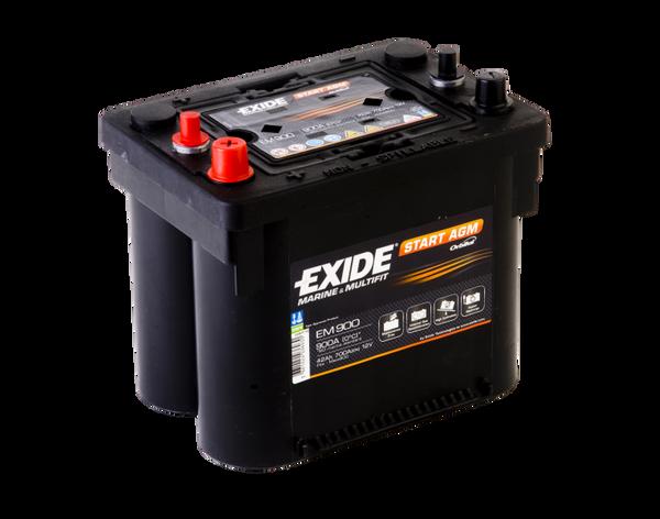 Bilde av EM900 EXIDE START AGM 42AH