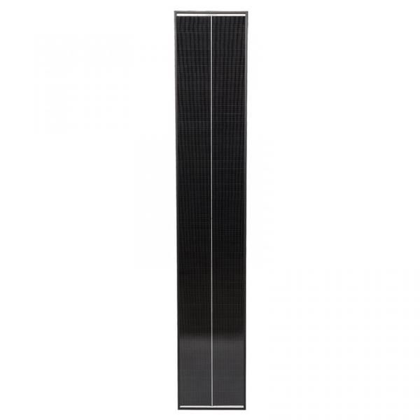 Bilde av WATTSTUNDE WS80BL Solcellepanel BLACKLINE 80W Slim Versjon