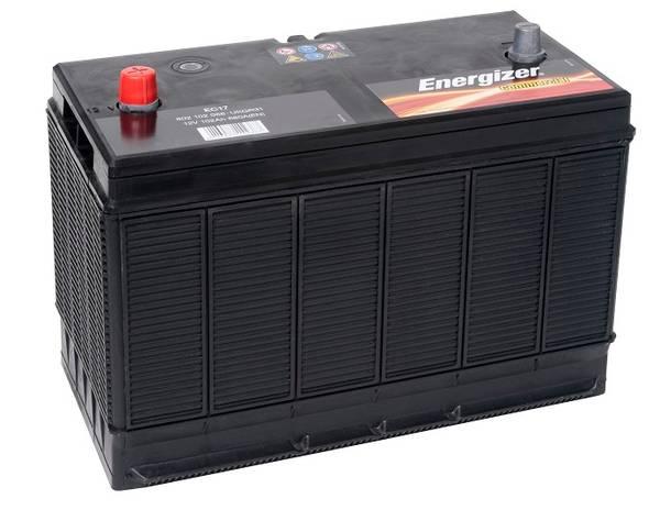 Bilde av EC36 ENERGIZER Commercial Batteri 12V 105AH 800CCA (330x172x210/