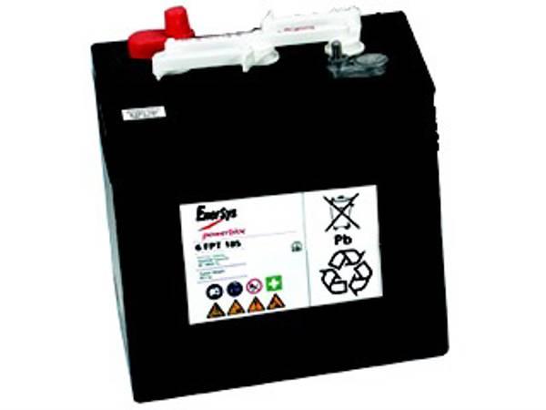 Bilde av ENERSYS 6FTP185 Traksjonsbatteri 6V 185AH (260x180x277mm)