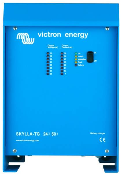 Bilde av VICTRON Skylla TG Batterilader 24V 30A