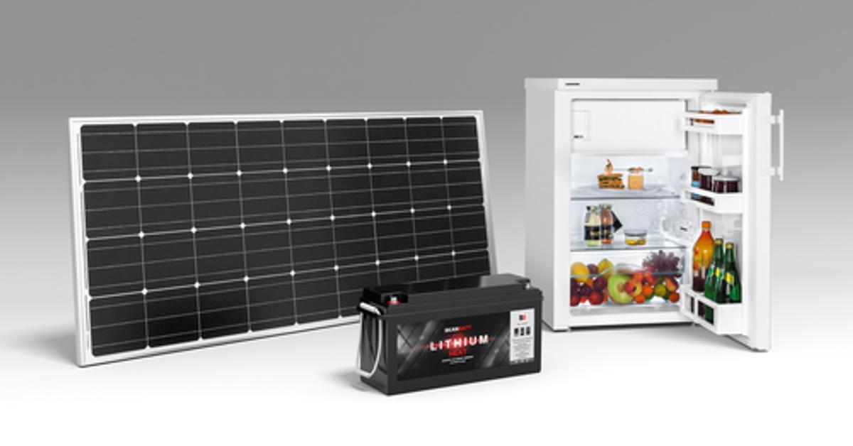 Skanbatt Lithium Heat Pro 12V 300AH 200A BMS - NYHET