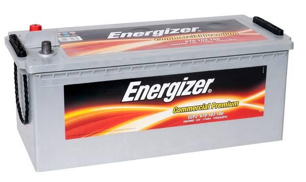 Bilde av ECP2 ENERGIZER Commercial Premium Batteri 12V 170AH 1000CCA (513