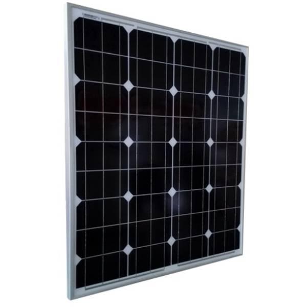 Bilde av 50W SKANBATT Solcellepanel Mono 50W (BL-SP50M)