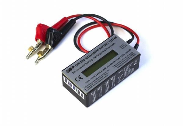 Bilde av ACT Batteritester / Kapasitetstester Elektronisk 12V