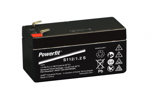 Bilde av 26112001 POWERFIT S112/1,2 S