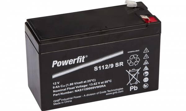 Bilde av 26112009 POWERFIT S112/9 SR