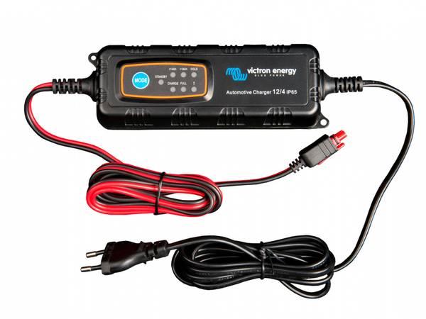 Bilde av VICTRON Automotive IP65 Batterilader 12V 4A/0,8A