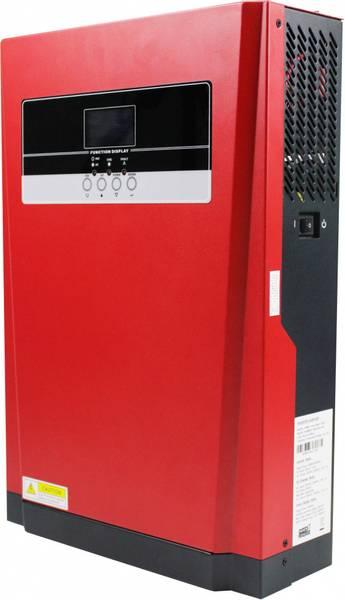 Bilde av SKANBATT Pro Hybrid inverter 48V 5000W (10000W) MPPT 80A