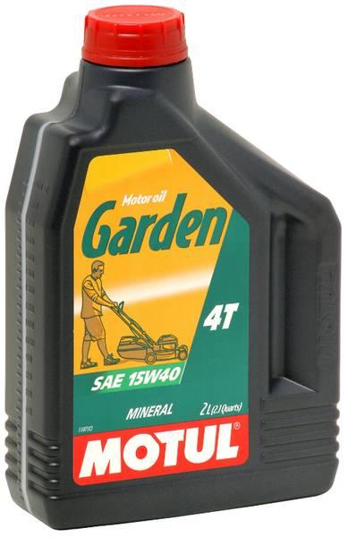 Bilde av Garden 15W-40 Motorolje 2ltr