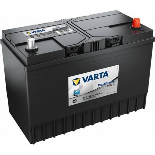 Bilde av  VARTA I9 Promotive Black Batteri 12V 120AH 780CCA
