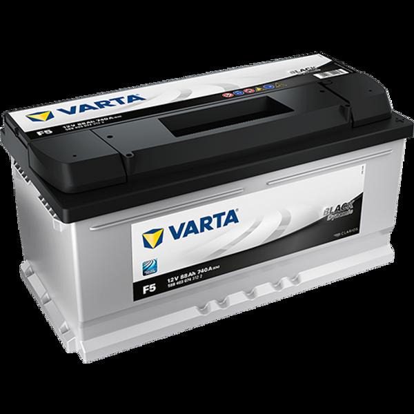 Bilde av VARTA F5 Black Dynamic Batteri 12V 88AH 740CCA (353x175x175/175)