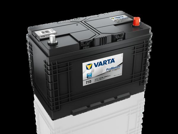 Bilde av VARTA I18 Promotive Black Battei 12V 110AH 680CCA