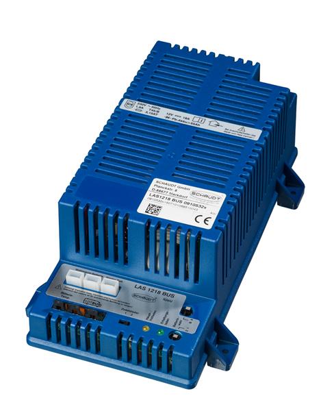 Bilde av Schaudt LAS 1218 BUS Batterilader 230V til bobil