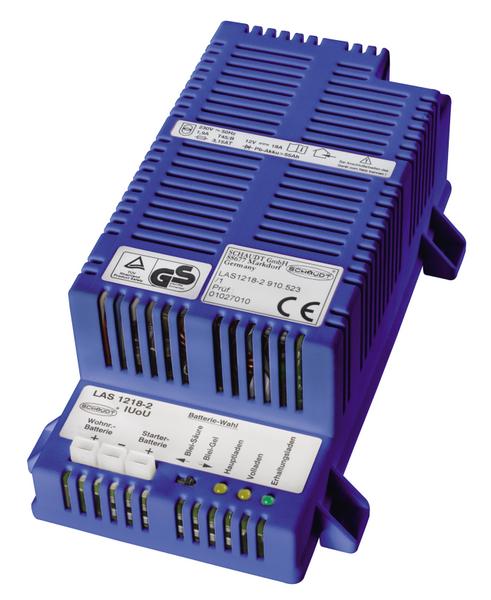 Bilde av Schaudt LAS 1218-2 Batterilader 230V til bobil