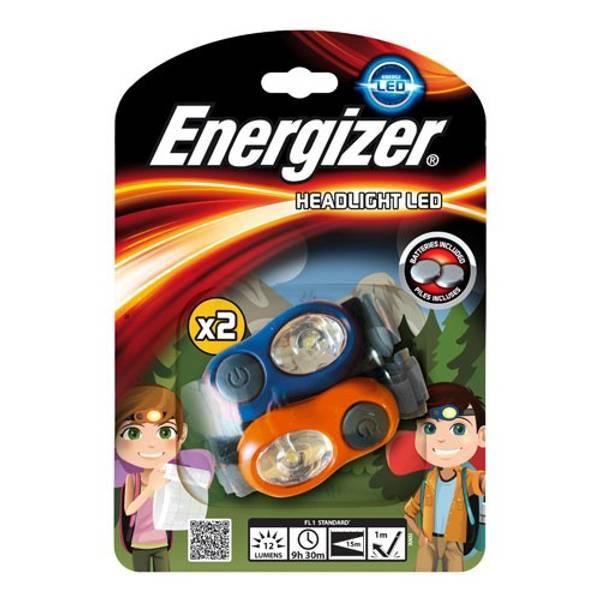 Bilde av Energizer Hodelykt Barn
