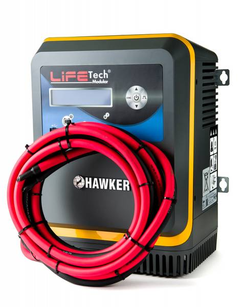 Bilde av HAWKER Lifetech Modular Batterilader 36/48V 2kW - 50/36A