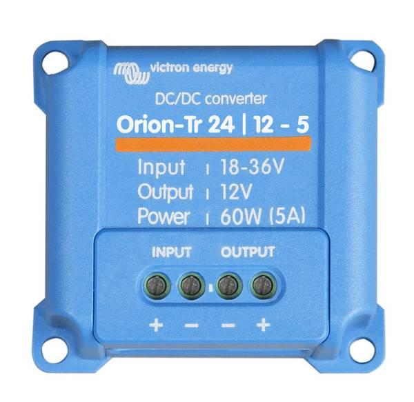 Bilde av VICTRON Orion Tr24/12-5 Omformer