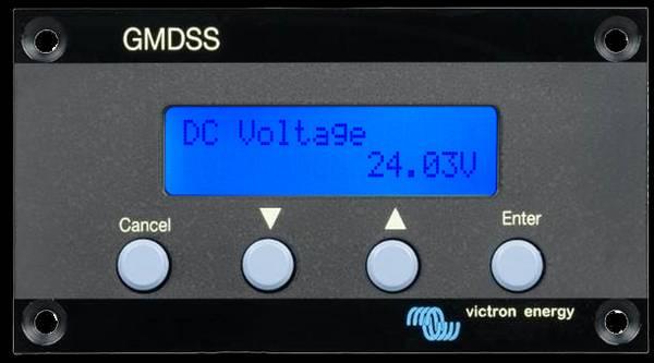 Bilde av VE.Net GMDSS panel