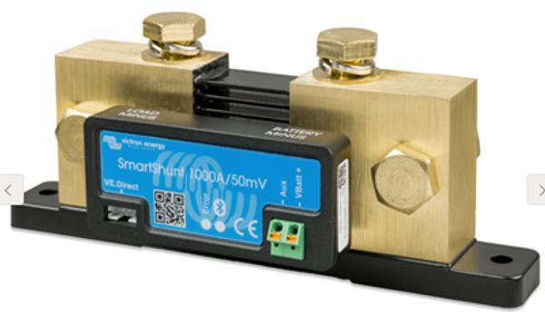 Bilde av VICTRON SmartShunt 1000A Batterimonitor m/Bluetooth