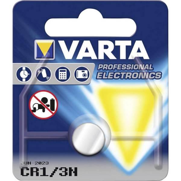 Bilde av VARTA Lithium CR1/3N 3V 1-Pakning