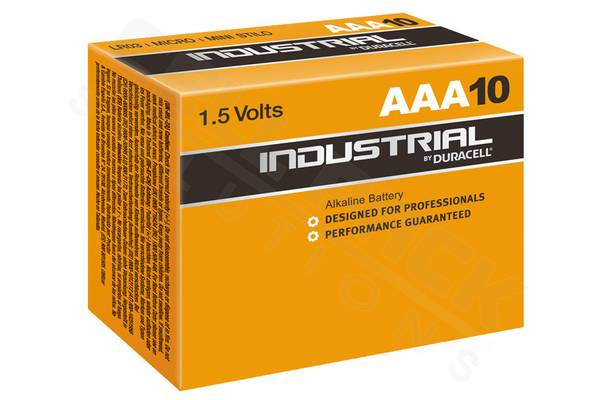 Bilde av AAA 1,5V 10-pk Industrial