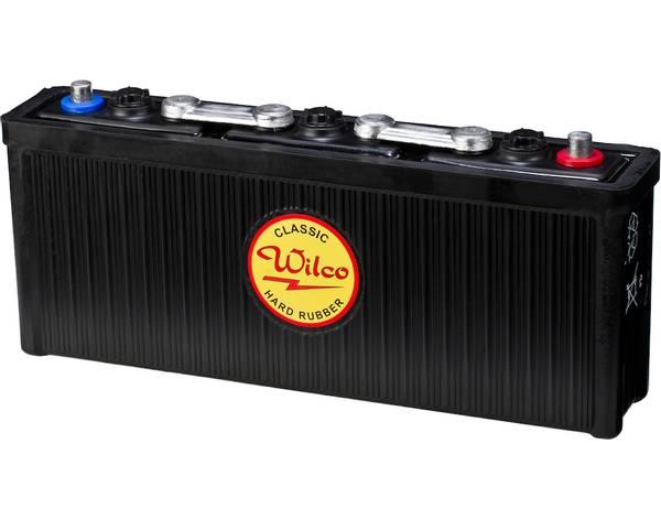Bilde av Startbatteri 6V 112AH 620CCA (493x102x225) +M