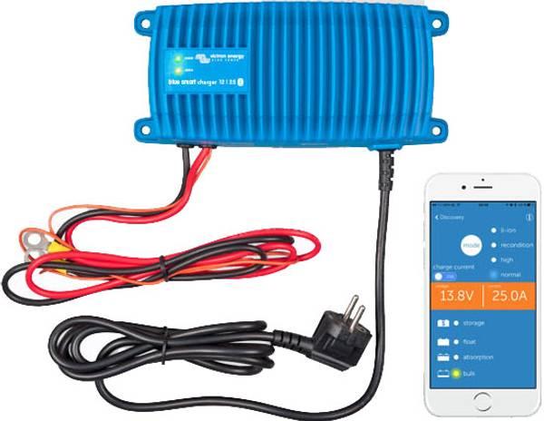 Bilde av VICTRON Blue Smart IP67 12V 13A m/Bluetooth